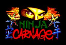 Ninja Carnage, cada error será mortal 10