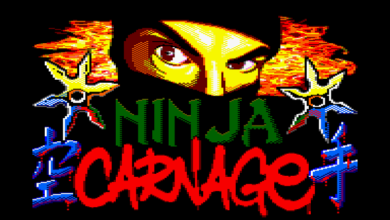 Ninja Carnage, cada error será mortal 9
