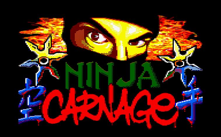 Ninja Carnage, cada error será mortal 1