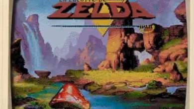 La Culotte de Zelda para CPC Plus se deja ver 4
