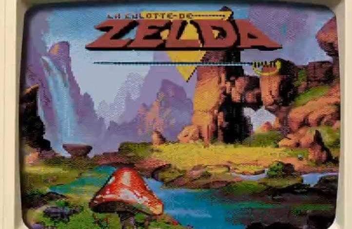 La Culotte de Zelda para CPC Plus se deja ver 49