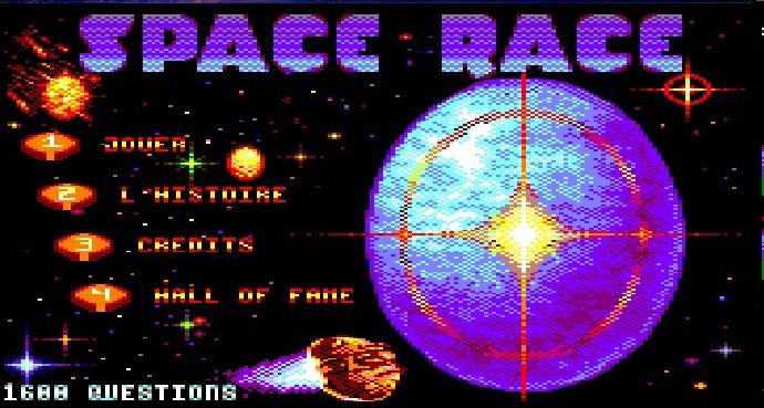 Space Race, la carrera más grande del universo 1
