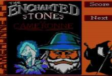 The enchanted stones of Cameronne 7