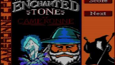 The enchanted stones of Cameronne 3