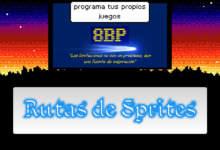 8BP: Rutas de sprites con lógicas masivas 44