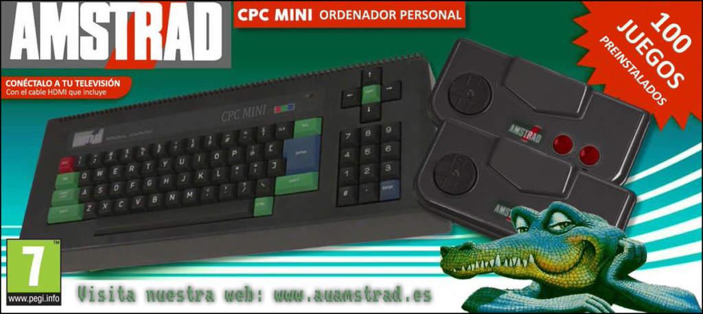 Amstrad CPC mini 2