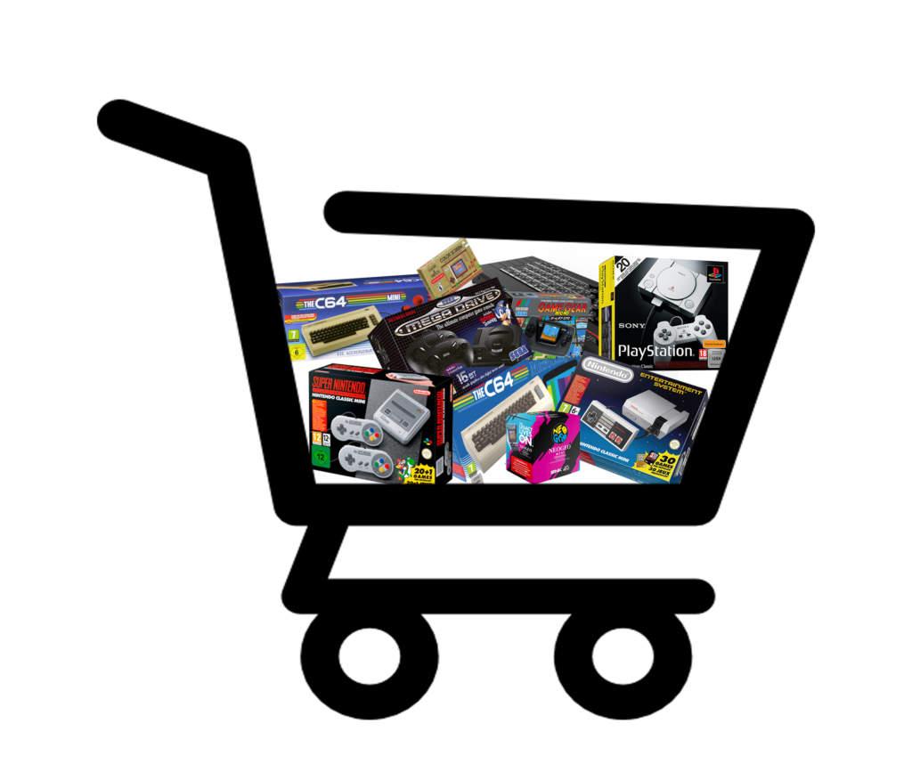 Amstrad CPC mini 3