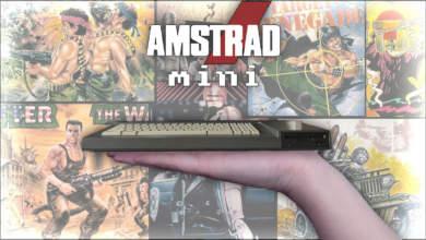 Amstrad CPC mini 18