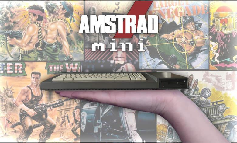 Amstrad CPC mini 1