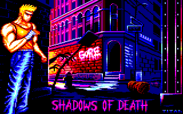 Shadows of Death, asalto 1 1
