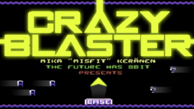Crazy Blaster 31