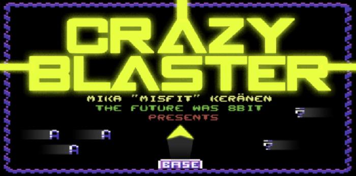 Crazy Blaster 16