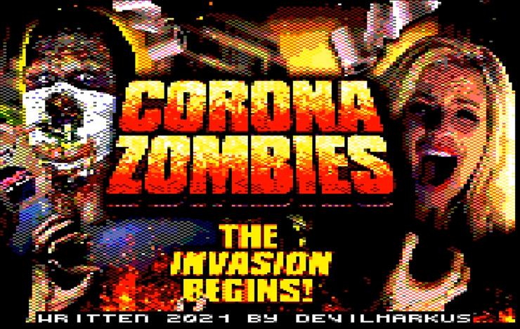 Corona Zombies 1