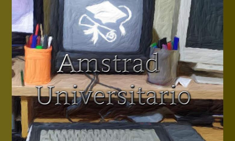 Amstrad Universitario 1