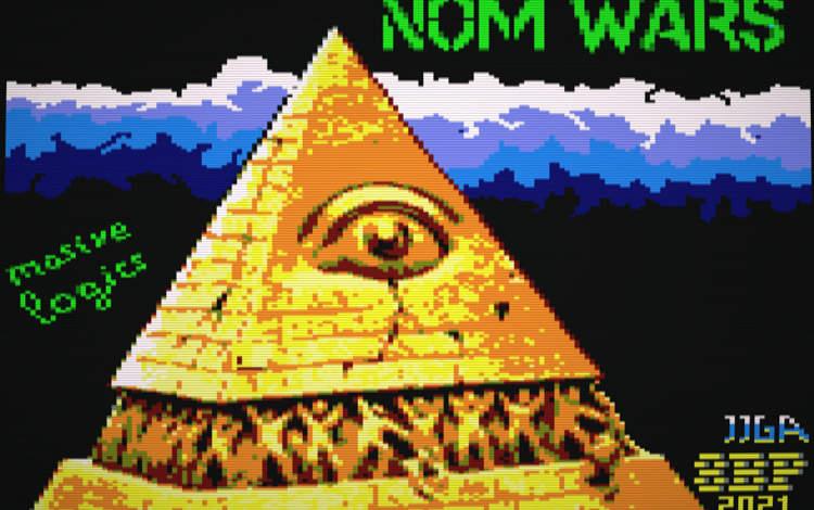 NomWars, lo nuevo de 8 bits de poder 1