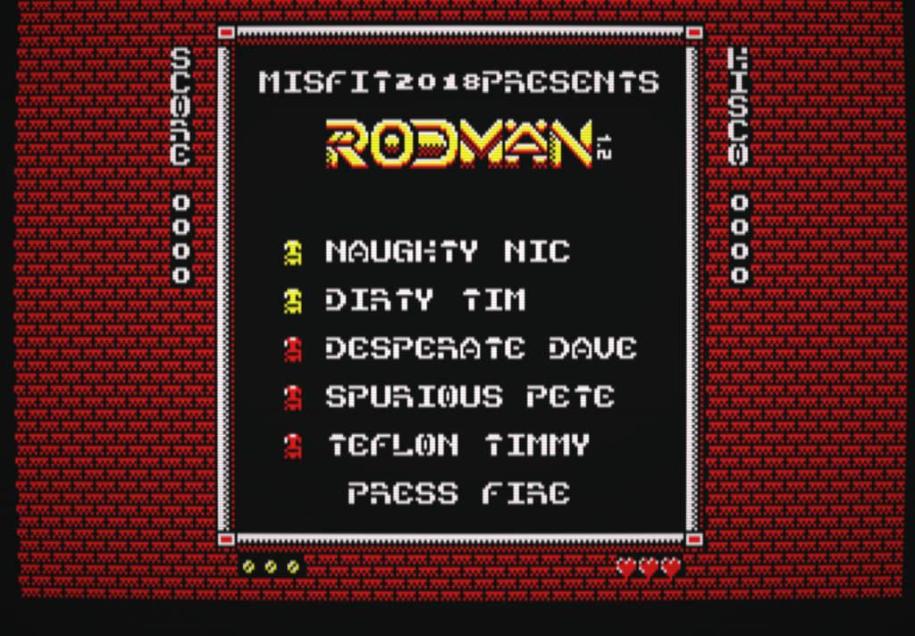 Guía a RodMän por el laberinto 2