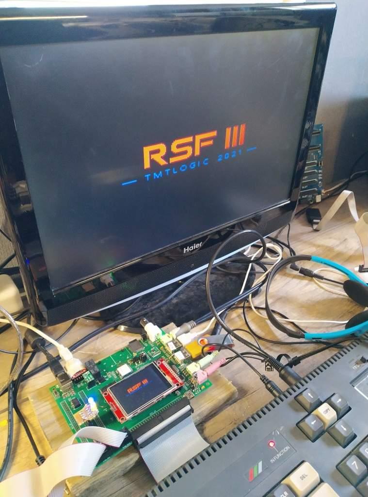 RSF3, el hardware mas potente para el CPC 9