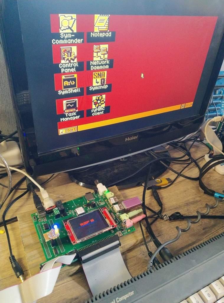 RSF3, el hardware mas potente para el CPC 12