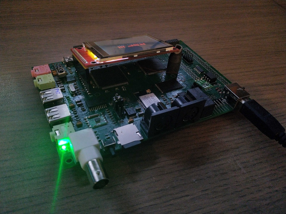 RSF3, el hardware mas potente para el CPC 6