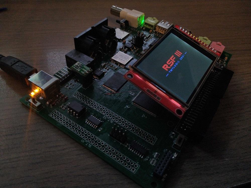 RSF3, el hardware mas potente para el CPC 7