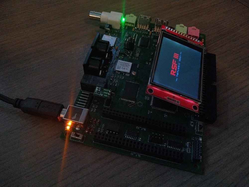 RSF3, el hardware mas potente para el CPC 8