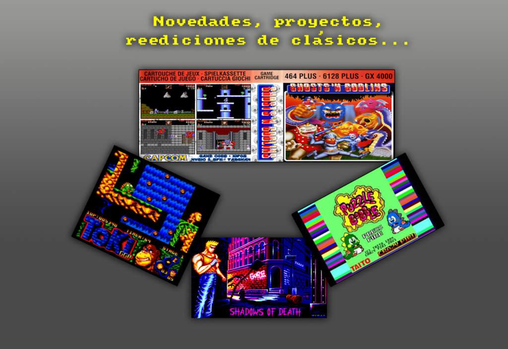 Los genios del Amstrad 4