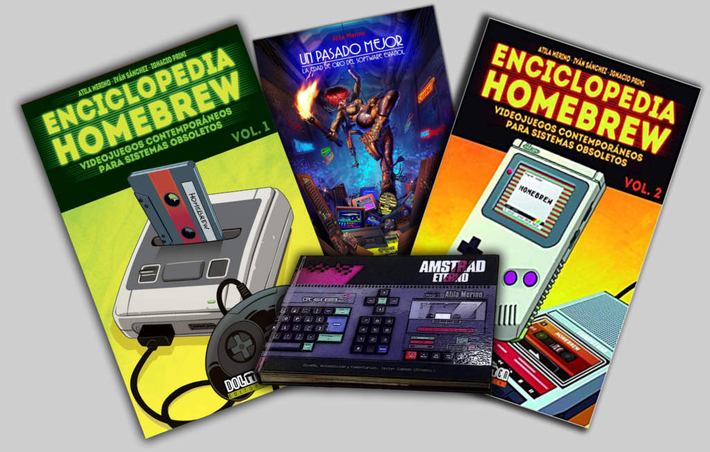 Los genios del Amstrad 8