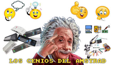 Los genios del Amstrad 9