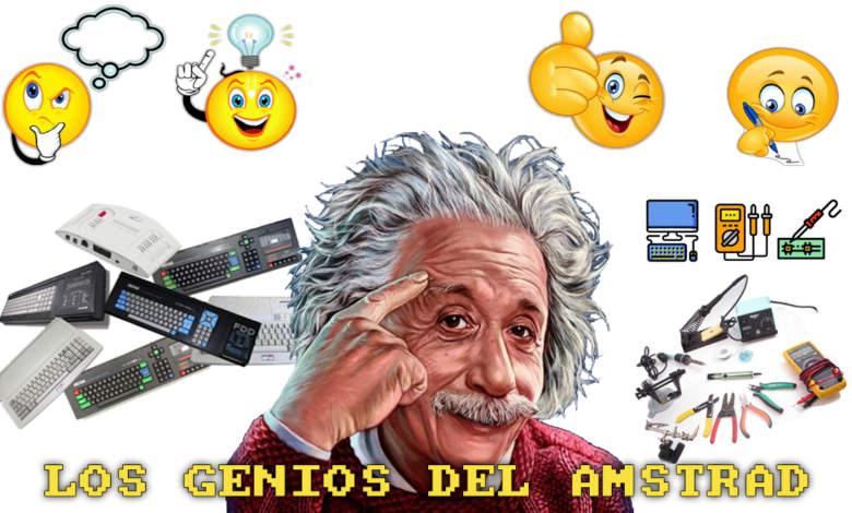 Los genios del Amstrad 1