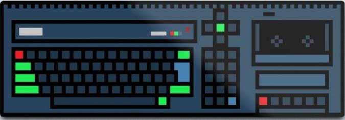 gestión del teclado