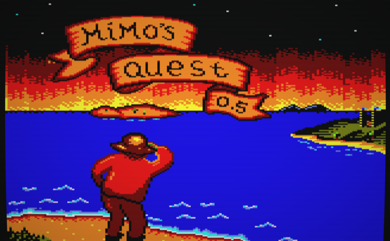 Mimo's Quest 6