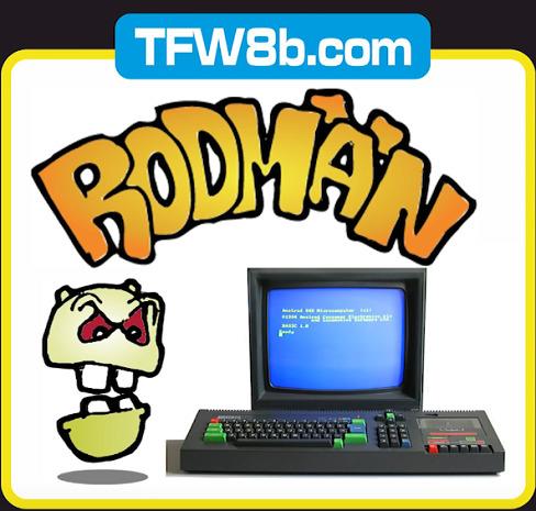 Guía a RodMän por el laberinto 1