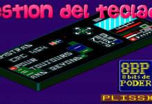 8BP: Gestión del teclado con menos instrucciones 20