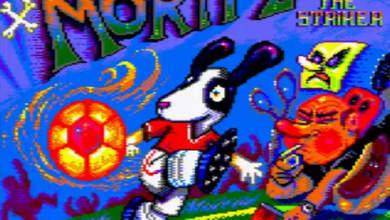 Moritz, The Striker 5