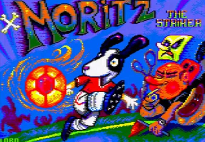 Moritz, The Striker 1
