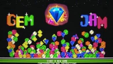 GemJam, un clon de Bejeweled para CPC 28