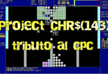 Project CHR$(143) : tributo al CPC 40