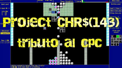 Project CHR$(143) : tributo al CPC 2