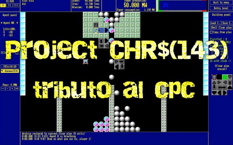Project CHR$(143) : tributo al CPC 1