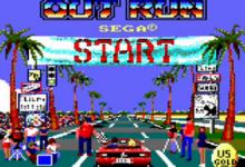 Remake de la versión CPC de OutRun 13