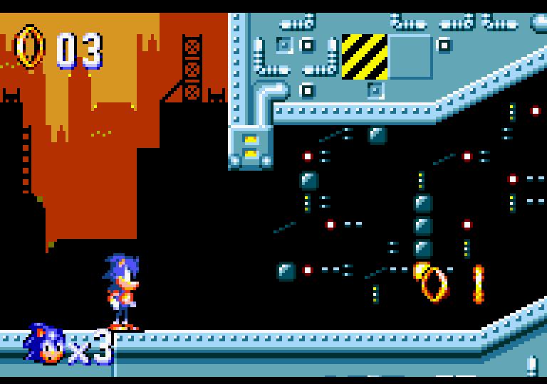 Sonic GX, para finales del 2022 6