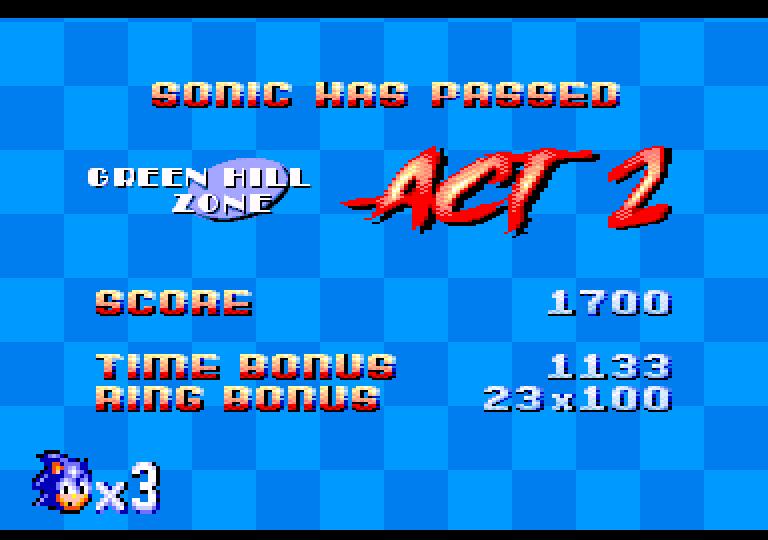 Sonic GX, para finales del 2022 9