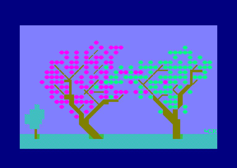 Amstrad Ascii Compo