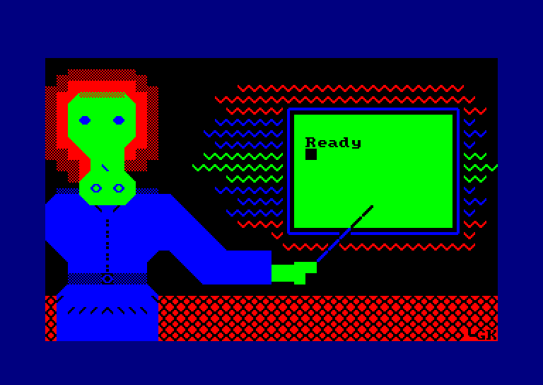 1st Amstrad ASCII Compo 2
