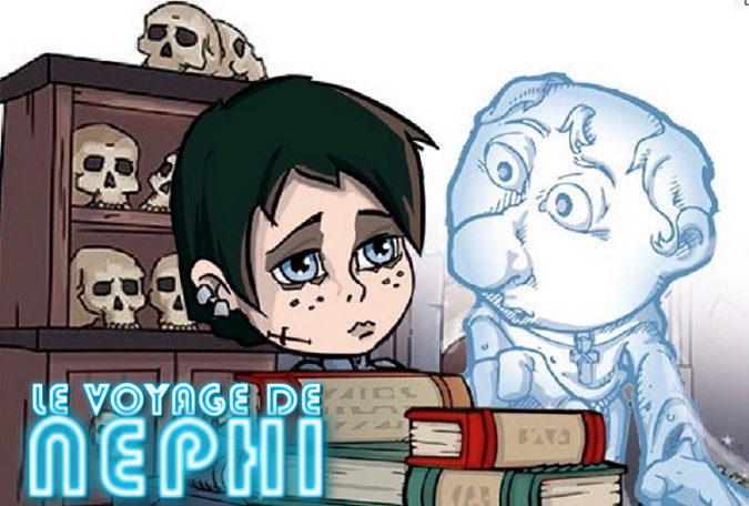 Le voyage de Nephi 2