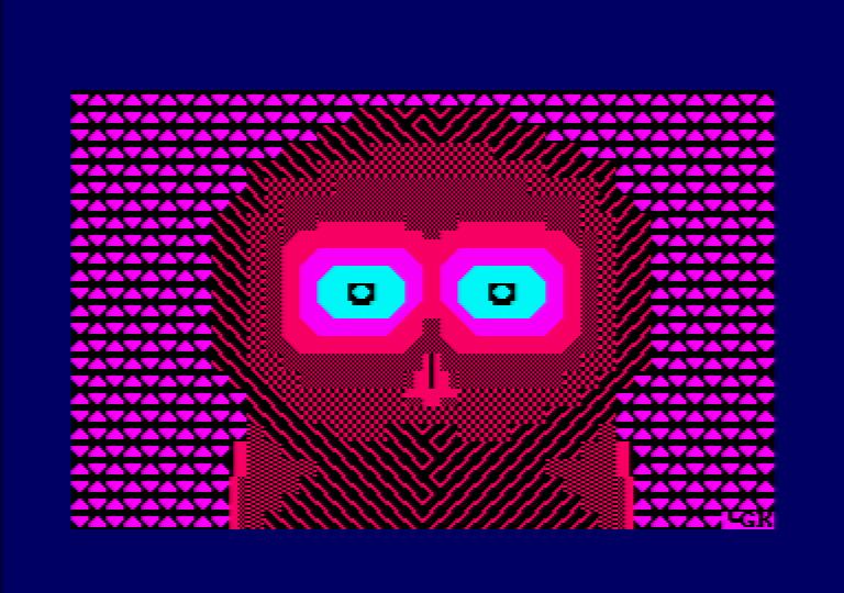 1st Amstrad ASCII Compo 3