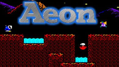 Aeon, la historia de Jesper, el explorador 5