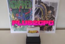 Plus2CPC, cartuchos de CPC Plus en tu CPC 13