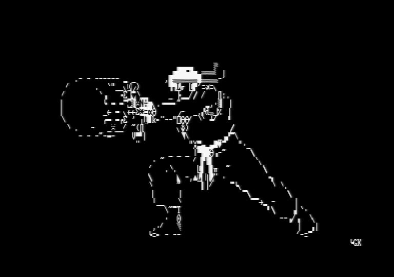 1st Amstrad ASCII Compo 5