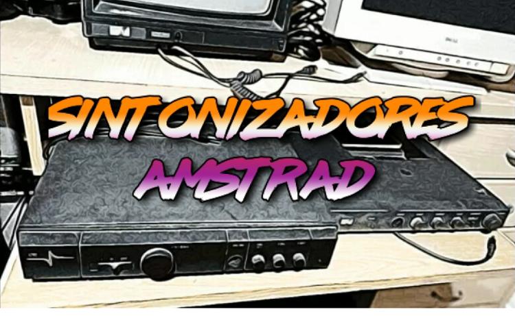 ¿El TDT mató a nuestros sintonizadores TV Amstrad? 8
